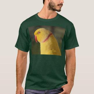 Lutino Indian Ringneck Parakeet Eye T-Shirt