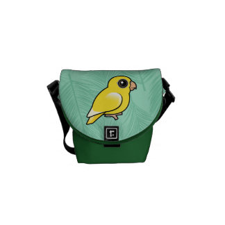 Lutino Linnie Courier Bag