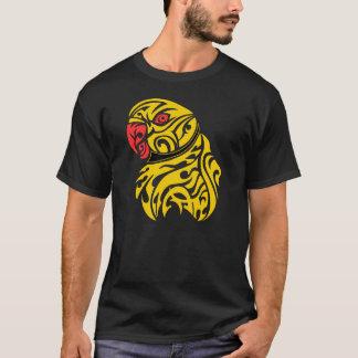 Lutino ringneck parrot tattoo T-Shirt