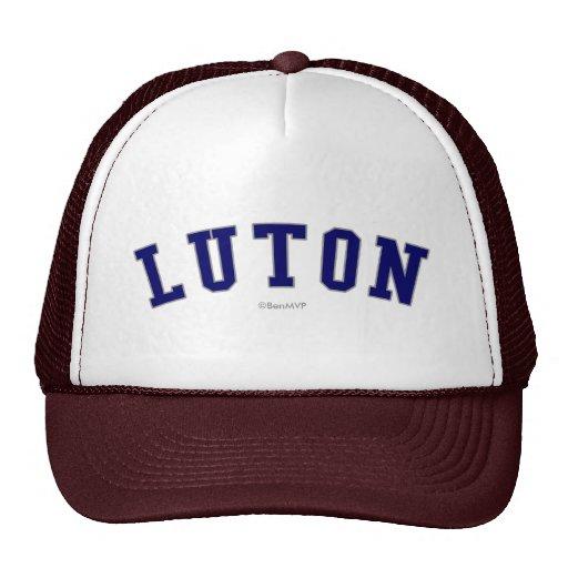 Luton Gorra