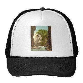 Lutschinen Aare Ravine III Bernese Oberland Sw Hats