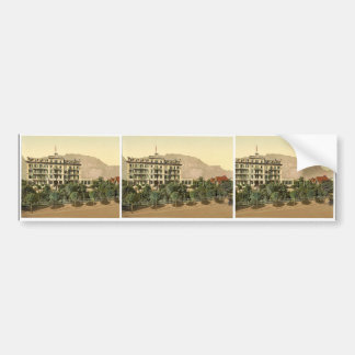 Lutschinen, Hotel Widenmann, Bernese Oberland, Swi Bumper Stickers