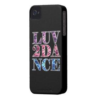 LUV 2 DANCE iPhone 4 Case