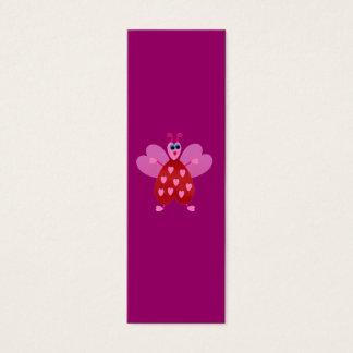 Luv Bug, Mini Bookmarks Mini Business Card