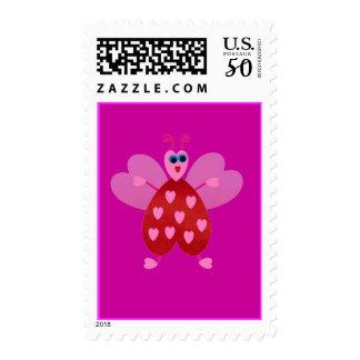 Luv Bug Postage