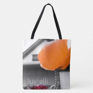 luv-elli custom print all over tote bag