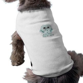 Luv es como el arte de Dgital de las melcochas Camisetas Mascota