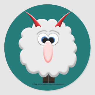 Luv Ewes Stickers