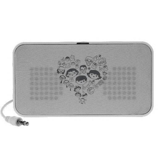 Luv iPod Speaker