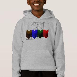 Luv is_ hoodie