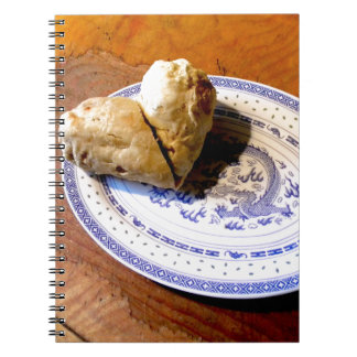Luv Luv Egg Roll I Notebook