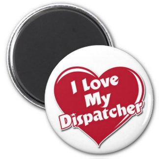 Luv my dispatcher magnet
