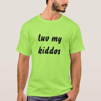 Luv my kiddos T-Shirt