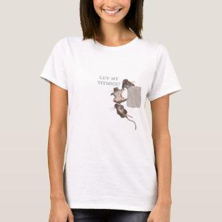 Luv My Titmice T-Shirt