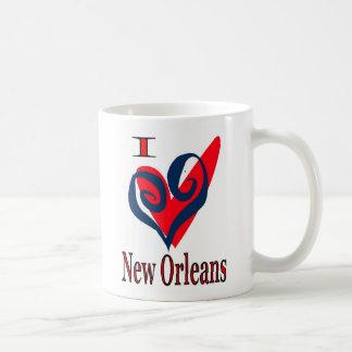 Luv New Orleans Coffee Mug