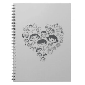 Luv Note Book