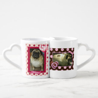 Luv Pug Mugs