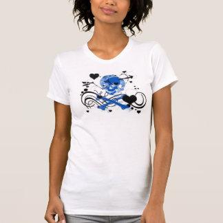 Luv Struck Skull T-Shirt