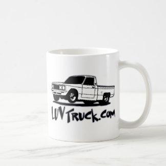 Luv Truck Logo Merchandise Coffee Mug