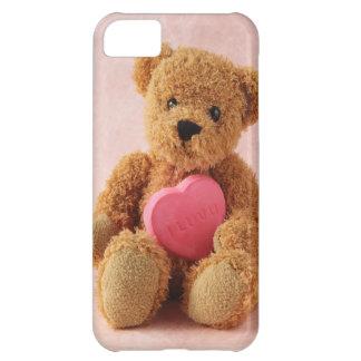 luv u del oso de peluche I Funda Para iPhone 5C