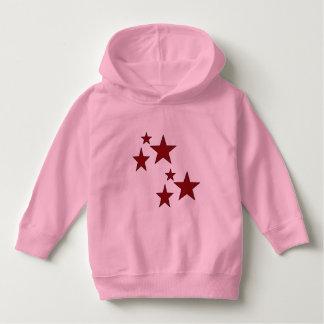 Luv U  ❤️ Luv Me toddler pullover hoodie by DAL