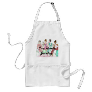 Luv Urself Jewelry Apron