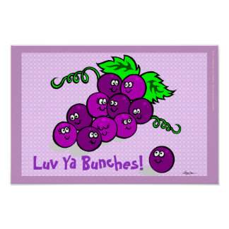 Luv Ya Bunches! Poster