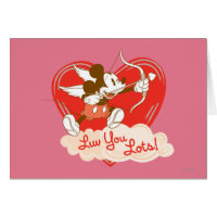 Luv You Lots! Cards