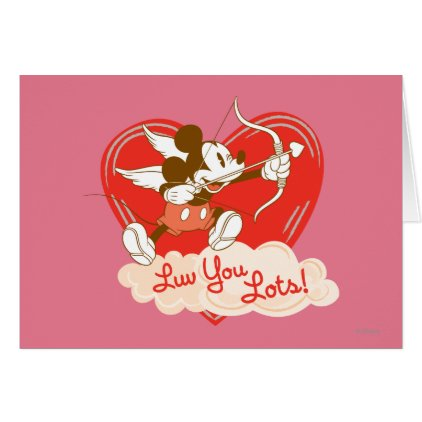 Cute Customizable Mickey Minnie Valentines Cards Blog – Minnie Mouse Valentine Cards