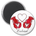Luvbsters 2 Inch Round Magnet
