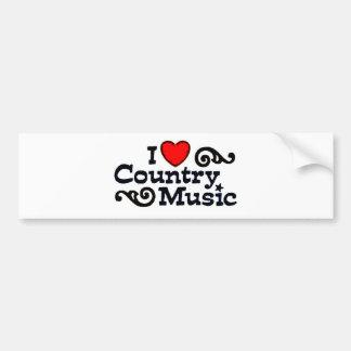 luvcmusic bumper sticker