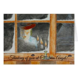 Luvins Christmas Card