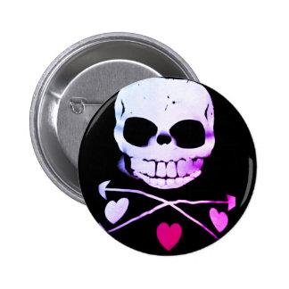 'luvPUNK' Round Pin