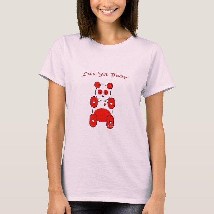 Luv'ya Bear T-Shirt