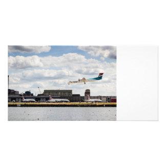 Lux Air London City Airport Card