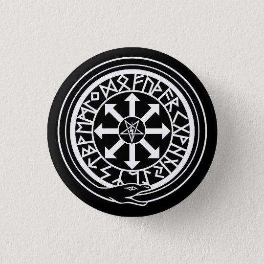 Lux Occulta - Hidden Light Pinback Button