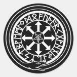Lux Occulta - Hidden Light Sticker