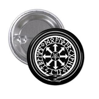 Lux Occulta - luz ocultada Pin Redondo De 1 Pulgada