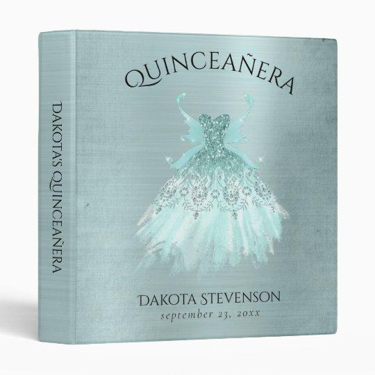Quinceanera Photo Album 3 Ring