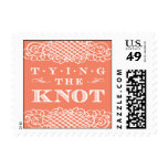 Luxe - Tying the Knot - Pink Postage