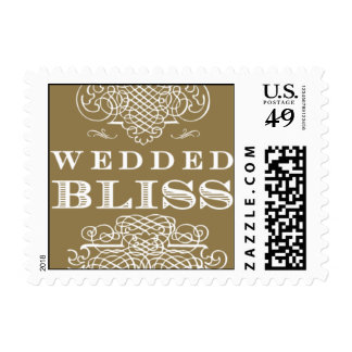 Luxe - Wedded Bliss - Gold Stamps