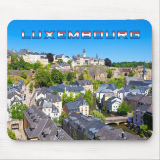 Luxembourg 01C Mousepad