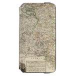 Luxembourg, Belgium iPhone 6/6s Wallet Case