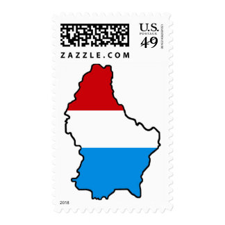 LUXEMBOURG BRITCHES! POSTAGE STAMP