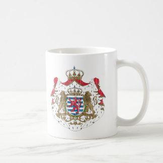 Luxembourg Coat Of Arms Mug