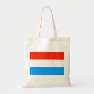 Luxembourg Flag Bags