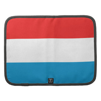 Luxembourg Flag Folio Organizer