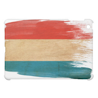 Luxembourg Flag Case For The iPad Mini