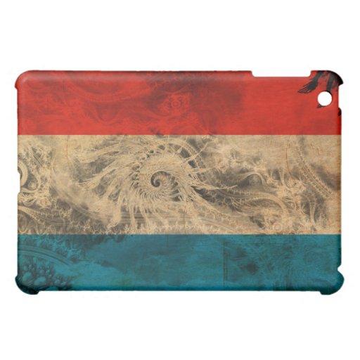 Luxembourg Flag iPad Mini Covers