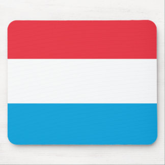 Luxembourg Flag Mousepad